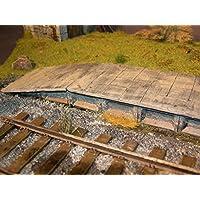 Echelle 1/35/Train Station de Plate-forme–Diorama en résine Accessoire