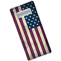 Slim Case for Samsung Galaxy Note 8. Tasche Cover. Flag of the United States. USA Flag.