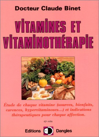 Vitamines et vitaminothrapie