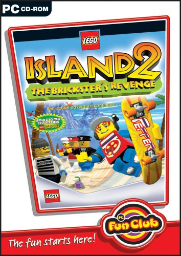 Price comparison product image PC Fun Club: LEGO Island 2 - The Brickster's Revenge (PC CD)