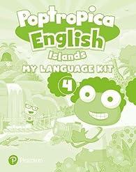 Poptropica English Islands Level 4 My Language Kit + Activity Book pack par Sagrario Salaberri