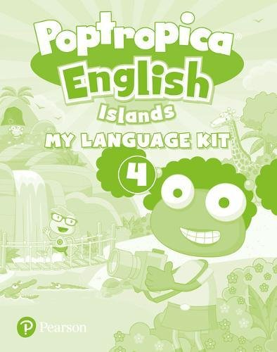 Poptropica English Islands Level 4 My Language Kit + Activity Book pack por Sagrario Salaberri