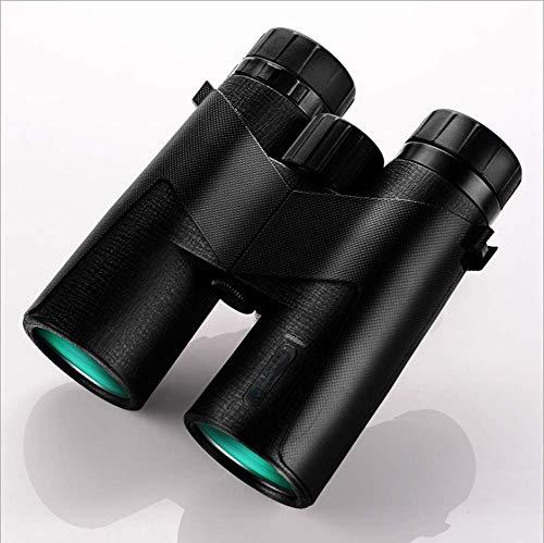 Télescope Jumelles Le Nouveau Vision Nocturne à Faible Niveau de lumière 10x42 Niveau IP7 Étanche HD Grand Angle de Vision Enfant Adulte Pêche, Concert, vélo, Camping