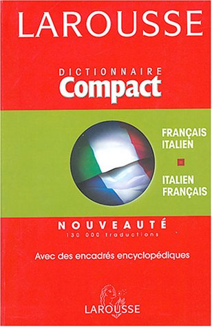 Larousse Compact : Français-Italien/Italien-Français