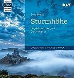 Sturmhöhe: Ungekürzte Lesung mit Gert Westphal (2 mp3-CDs) - Brontë Emily