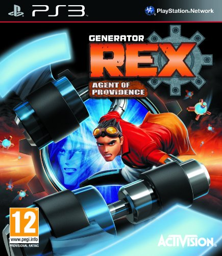 [UK-Import]Generator Rex Agent of Providence Game PS3