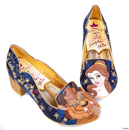 IRREGULAR CHOICE AS Old AS Time Zapatos de tacón Femmes Azul - 38 - Zapatos de tacón