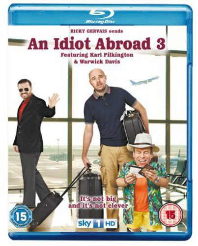 Bild von An Idiot Abroad - Series 3 [Blu-ray] [UK Import]