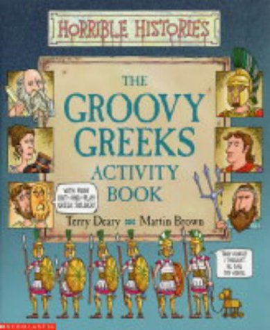 The groovy Greeks activity book