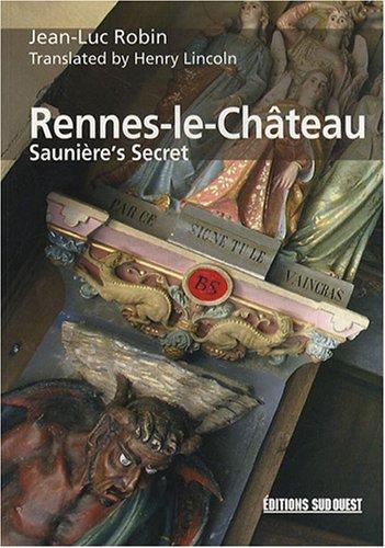 RENNES-LE-CHATEAU, ANGLAIS SAUNIERE'S.