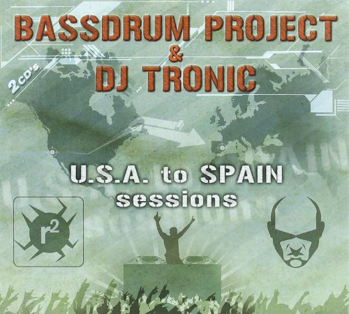 Usa To Spain Edition - Doppel-bassdrum