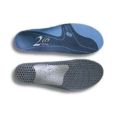 SQlab Schuhzubehör 216 Einlegesohle blau (Größe: 36,5-38,5)