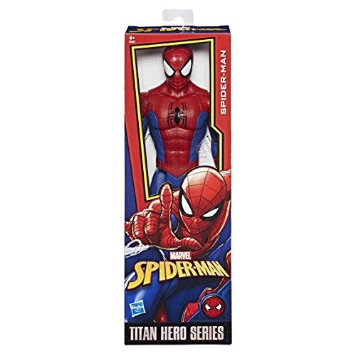 Spider-Man Spiderman SPD Titan, única (Hasbro E0649EU4)