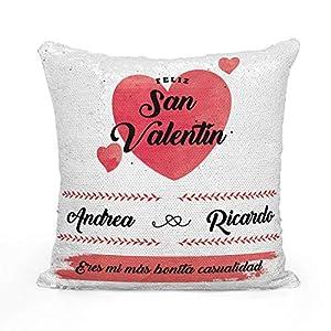 AR Regalos Cojín San Valentín