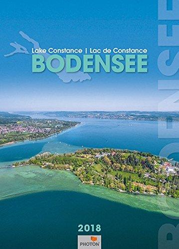 Bodensee 2018 Wandkalender