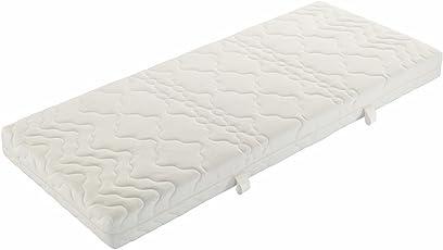 Badenia Bettcomfort Tonnentaschefederkernmatratze Trendline BT 200 H3, 90 x 190 cm, weiß