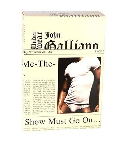 Preisvergleich Produktbild JOHN GALLIANO Herrenpant 50