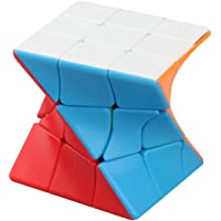 Cube Magique 3X3 Coloré Éducatifs Torsion Magique Puzzle Cube Twist Puzzle Vitesse Cube Adulte Enfants d'apprentissage…