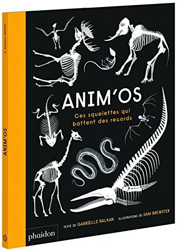Anim'os : Ces squelettes qui battent des records