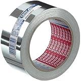 Tesa Tape 766B36 - Cinta Adhesivo Aluminio 50Mmx25M