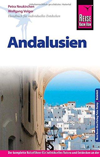 Preisvergleich Produktbild Reise Know-How Reiseführer Andalusien