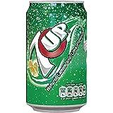 UP - Bebida Refrescante Aromatizada - Aromas Naturales de Lima y Limón - pack con 24 unidades