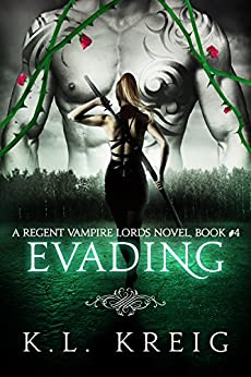 Evading (Regent Vampire Lords Book 4) by [Kreig, K.L.]