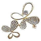 Foppish Mart Single Butterfly Golden Sto...