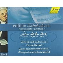 Bach: Complete Keyboard Works, Part 1 (Edition Bachakademie Box 8, Vols 102-108) /Hill ??? Watchorn ??? Koroliov by Johann Sebastian Bach