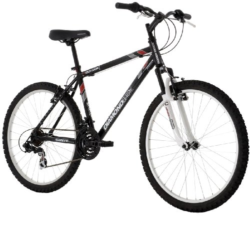 DiamondBack Outlook Mountain Bike (Modell 2011, 26 Räder), new black