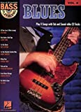 Bass Play-Along Vol.09 Blues + Cd