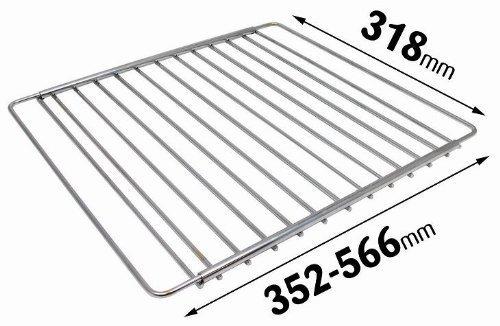 universal-chrome-plaque-refrigerateur-congelateur-reglable-shelf