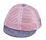 Qchomee Unisex Kinder Baseball-Kappen Jungen Mädchen Baseballcap Snapback Cap Anti-UV Hut Sonnenhut Einstellbare Sommer Mütze Mode Kleinkinderhut für Reisen Stand Outdoor