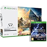Pack Xbox One S 500 Go Assassin's Creed Origins + Star Wars : Battlefront 2