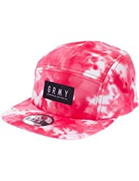 GORRA GRIMEY 5 PANELS GODLY BEINGS SS16 RED TIE DYE 6a115b3dbd3