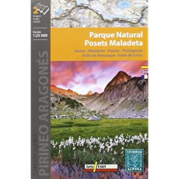 Posets Maladeta Parc Natural - Aneto/Maladeta/Posets/Perdiguero: ALPI.195-E25