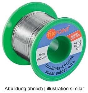 1aTTack 7511208 Lötzinn 0.5 mm 250 g Rolle