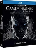 Game of Thrones – Saison 7 – Edition Limitée Inclus un Contenu Exclusif et Inédit « Conquête & Rébellion - L'histoire des Sept Couronnes » [BLURAY]