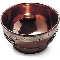 Räucherschale Räuchergefäß mit Om Symbol Ø 8 cm aus Kupfer, Kupferschale Schale tibetisch zum Räuchern mit Räucherkohle... preisvergleich bei billige-tabletten.eu
