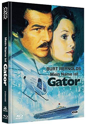 Mein Name ist Gator [Blu-Ray+DVD] - uncut - auf 111 limitiertes Mediabook Cover E