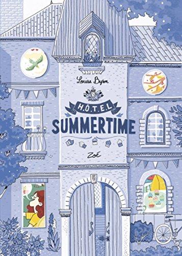 H.ô.t.e.l. Summertime (Tome 3) : Zoé