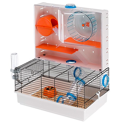 Ferplast - Olimpia/57922599 - Cage pour hamsters -...