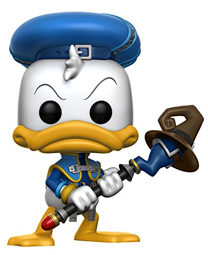 Funko Pop Donald (Kingdom Hearts 262) Funko Pop Kingdom Hearts