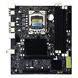 Barbiee X58 Computer Motherboard Vier Speichersteckplatz 1366 Pin Unterstützung L / E5520 X5650 usw. RECC-Speicher d3 Für Computer