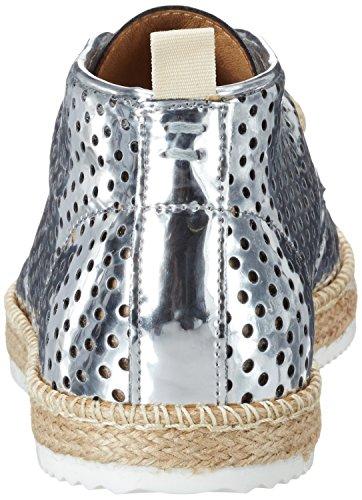 Boots Chukka Silber silver Nobrand Damen Eclipse EtqgtxwnZ