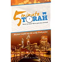 5 Minute Torah: Messianic Insights Into The Weekly Torah Portion (English Edition)