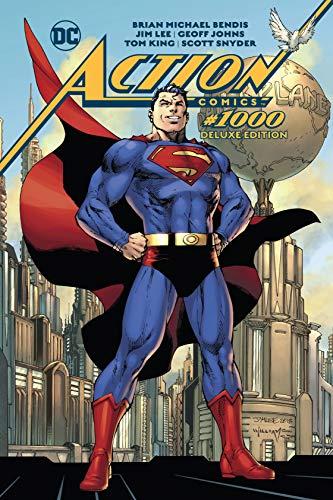 Action Comics #1000 por Brian Michael Bendis