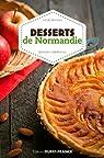 Desserts de Normandie par Bruneau