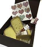 Allgäuer Käsegeschenk mit Herz