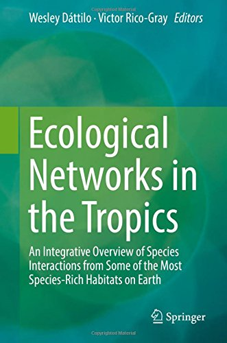 Ecological Networks in the Tropics: An Integrative Overview of Species Interactions from Some of the Most Species-Rich Habitats on Earth